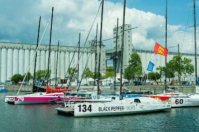Bientot le départ de la Quebec Saint Malo