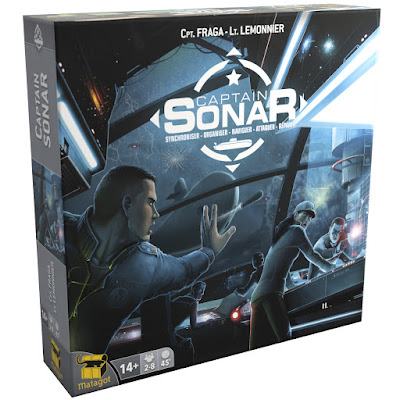 Capitan SONAR [Anteprima giocata]