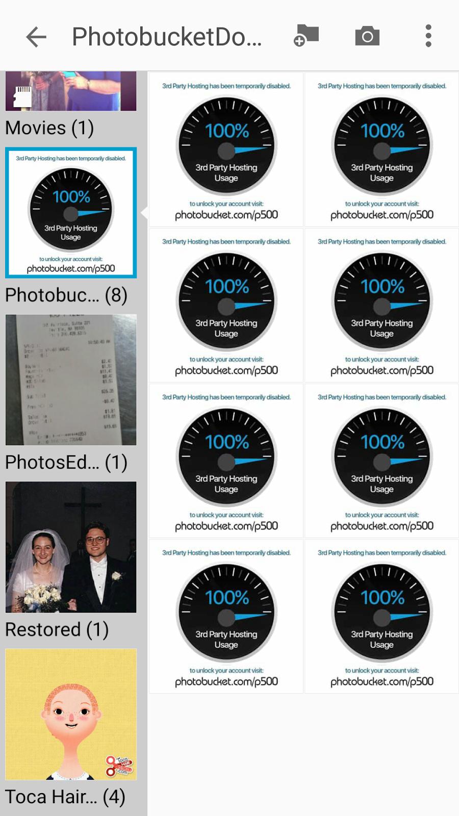 lauren wayne: photobucket phail, or how to ruin a hosting site
