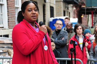 Erica Garner Rips Clinton Camp Over Emails On Her Father's Death