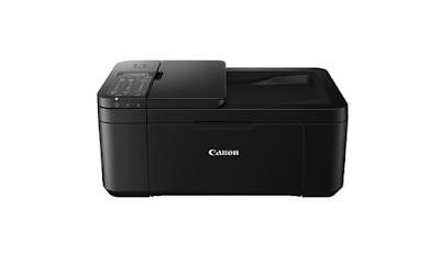 Canon Pixma TR4522 Software & Drivers Download