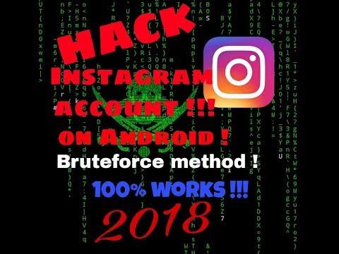 Tutorial Trik jitu hack akun Instagram dengan menggunakan aplikasi termux 2018   HACK PULSA GRATIS