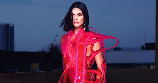 KENDALL JENNER for Vogue Magazine, April 2018 Issue