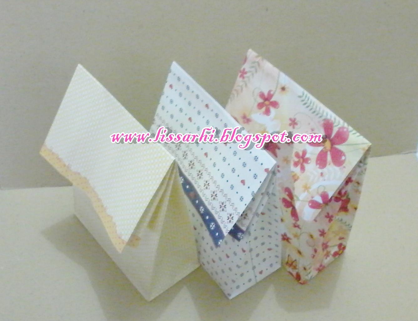Lissa RHI  Cara Membungkus Kado Bentuk Tas (Membuat Paper Bag) ec2f1bdcdf