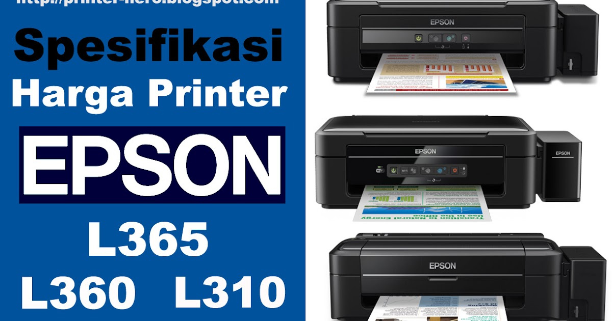 download driver printer epson l360 for windows 7