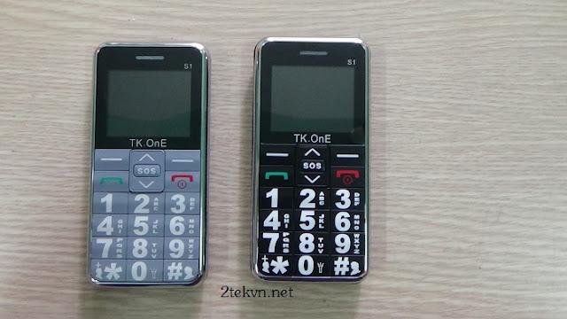 Điện thoại cho người già 1 SIM 1