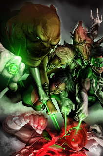 Green+Lantern+Corps+Greg+Horn