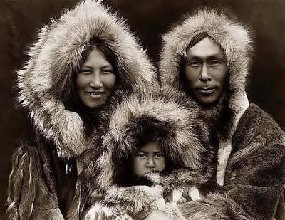 Kehidupan suku eskimo