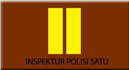 Lambang Pangkat IPTU (Inspektur Polisi Satu)