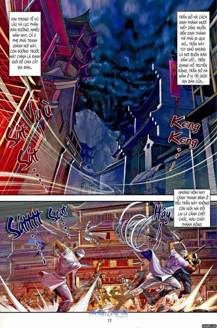 Ôn Thụy An Quần Hiệp Truyện chap 2 trang 15
