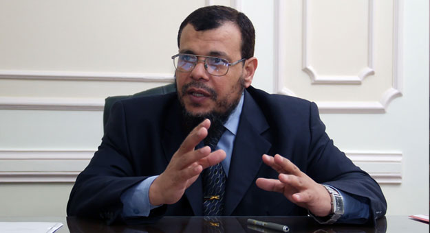 خالد علم الدين القيادي بالدعوة السلفية يقدم إستقالته
