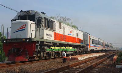 Kereta Api Surabaya Jogja