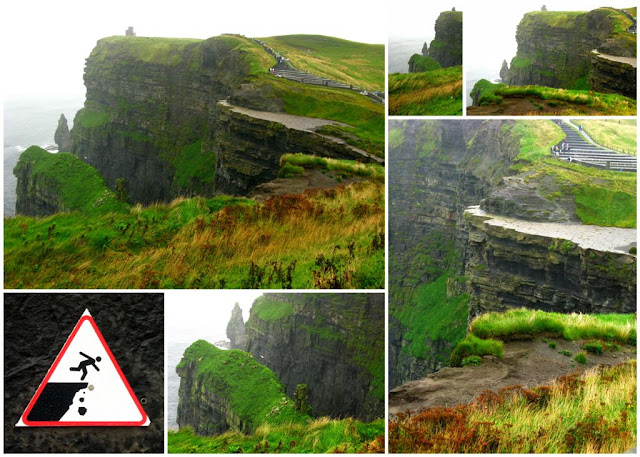 CLIFFS OF MOHER © Annie Japaud Photography collage