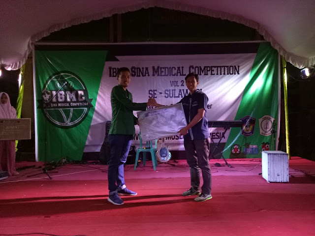 UKM PSC Farmasi Unhas Raih Juara 3 Lomba Bulutangkis Ibnu Sina Medical Competition (ISMC) Vol. 2