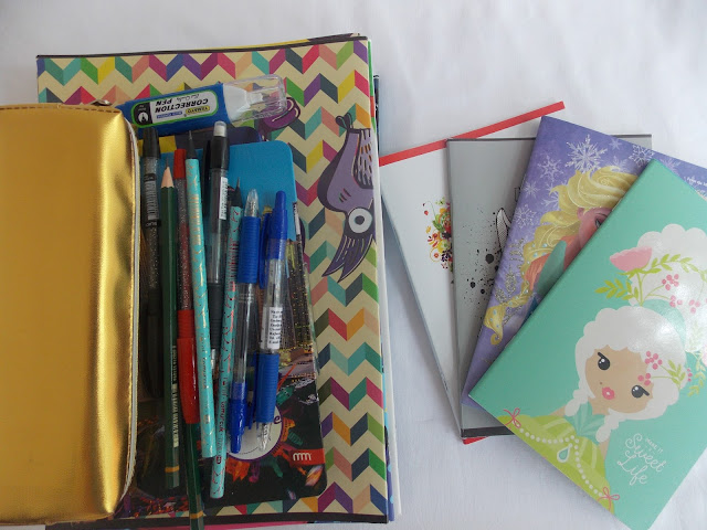 back to school haul pribor