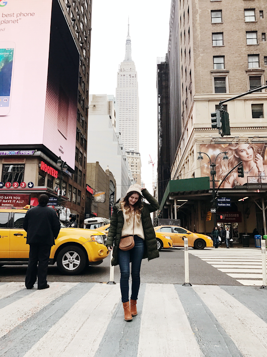 Travel Diary: New York