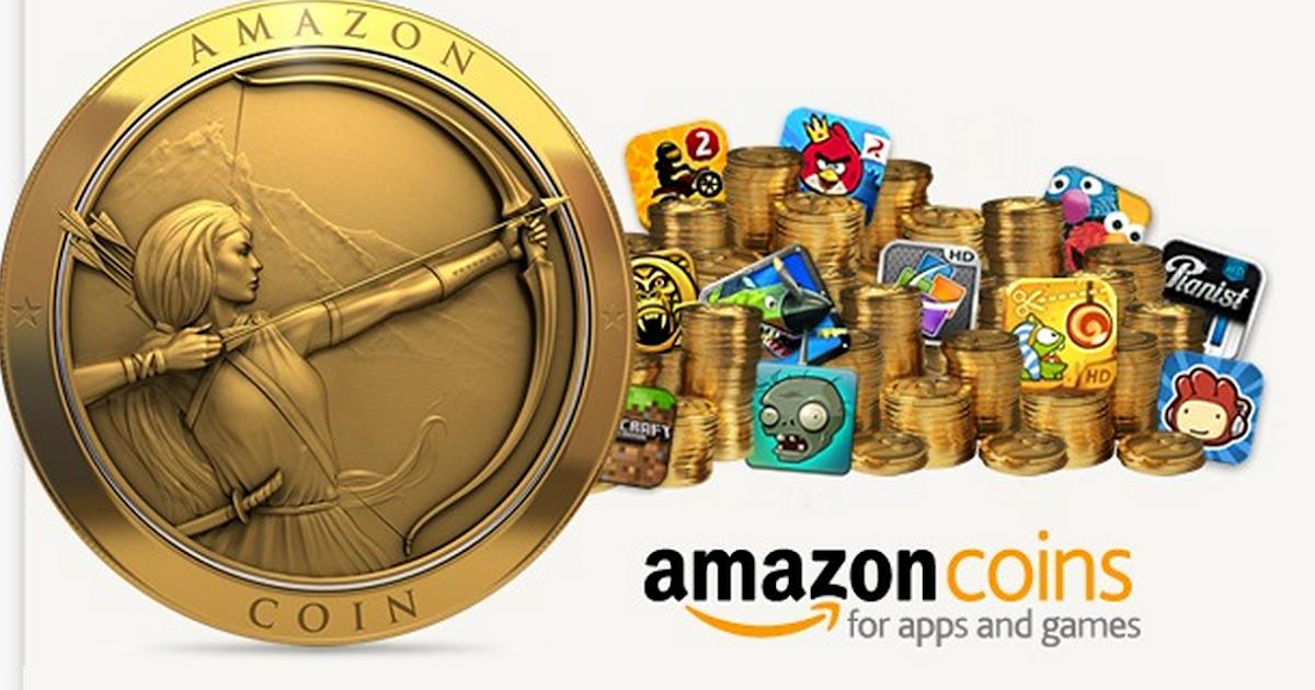 AMAZON REGALO 500 COINS