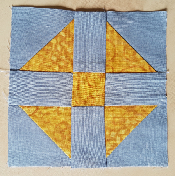 Layered Star quilt block tutorial | DevotedQuilter.blogspot.com