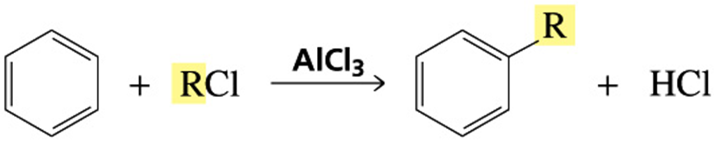 Friedel Crafts Acylation With Water Reaction