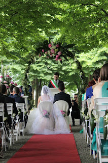 Matrimonio civile al Castello dei Solaro