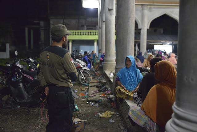 PKS Petakan Kebutuhan Pengungsi Aceh