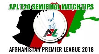 Today Match Prediction Paktia vs Kabul Semi Final