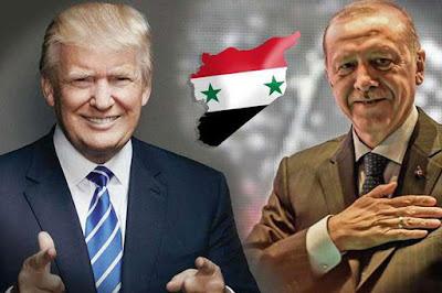دونالد ترامب, ضربة اقتصادية, تركيا, الحرب على سوريا, سوريا,