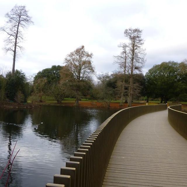 The Sackler Crossing, Kew Gardens