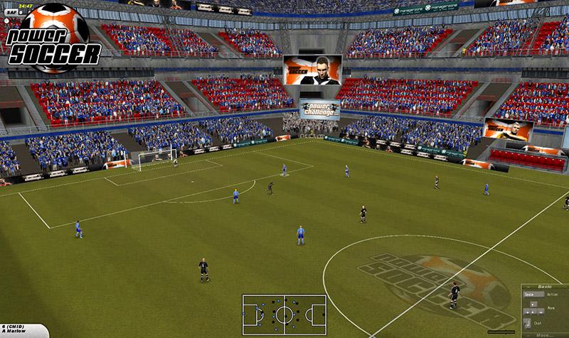 Free Online Games Online Games Power Soccer Online