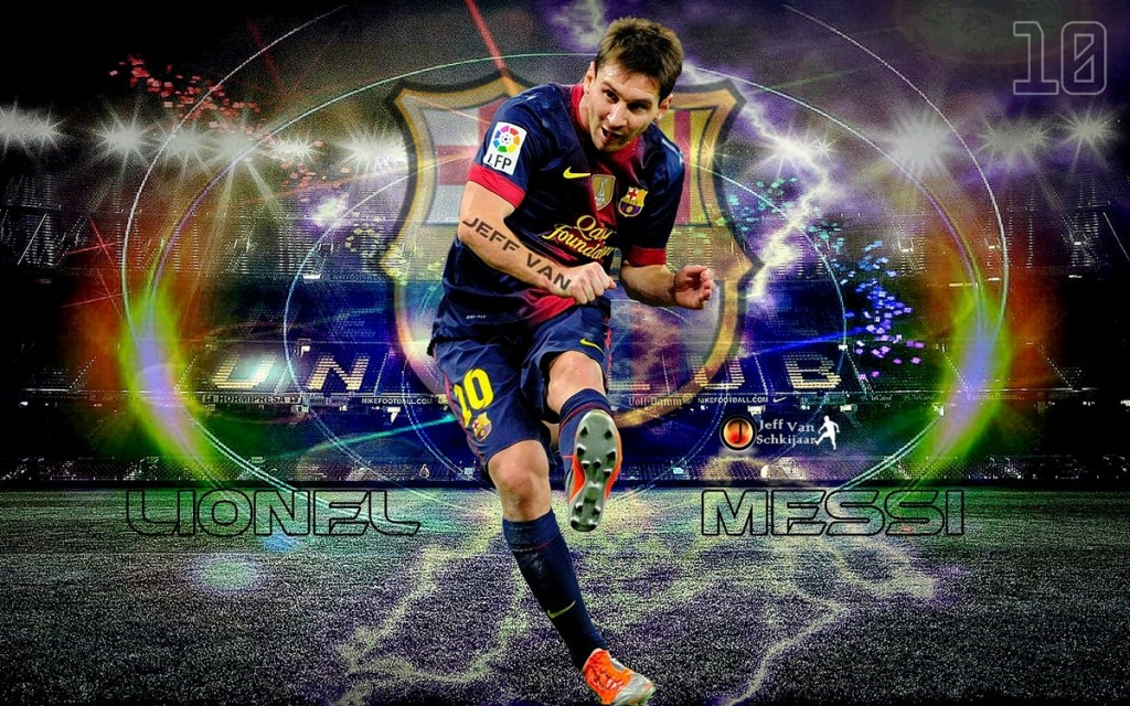 Lionel Messi 2013 Wallpapers « FREE WALLPAPERS
