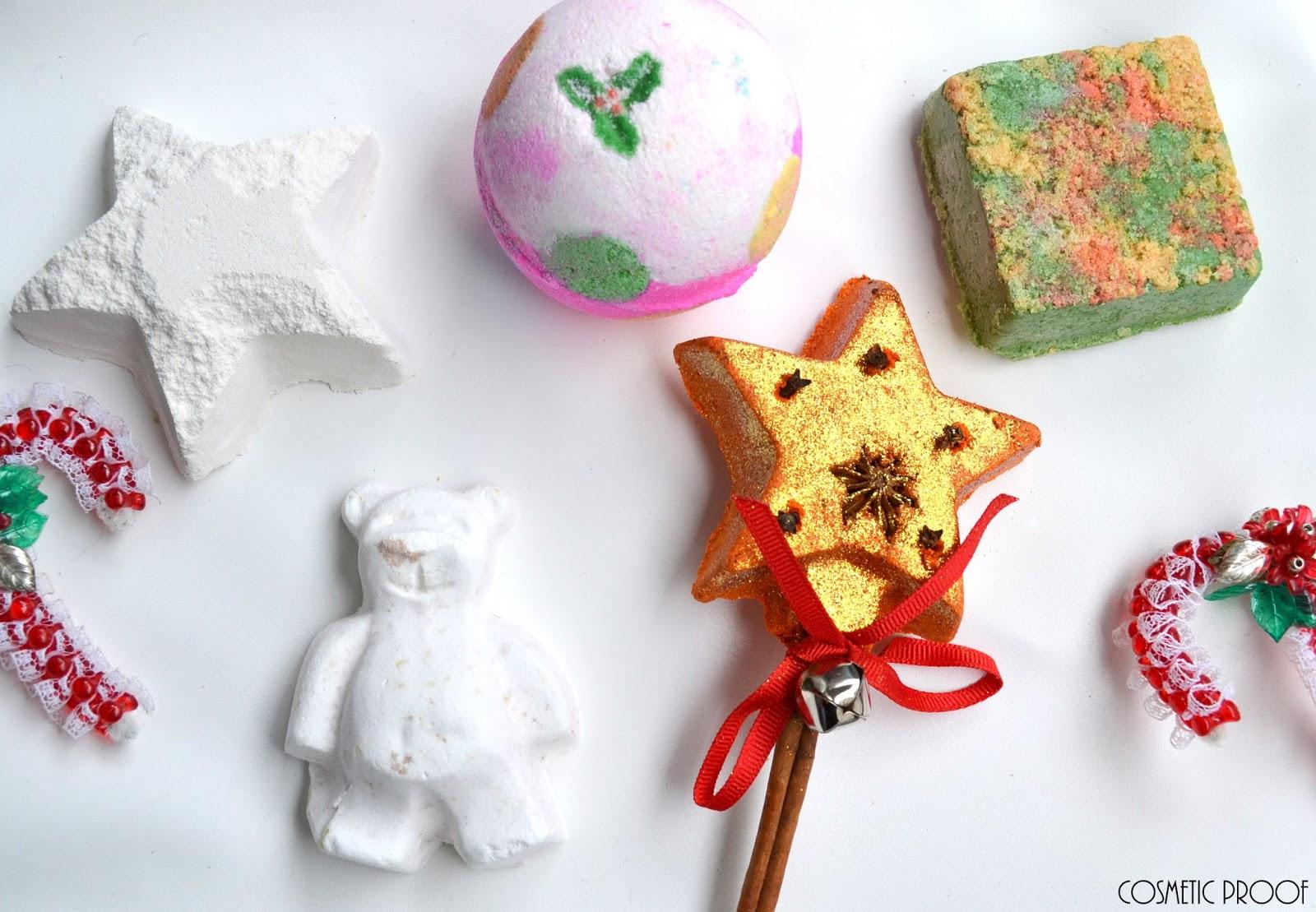 Christmas Bath Bombs Lush.Holiday Lush Christmas Part 2 Cosmetic Proof Vancouver