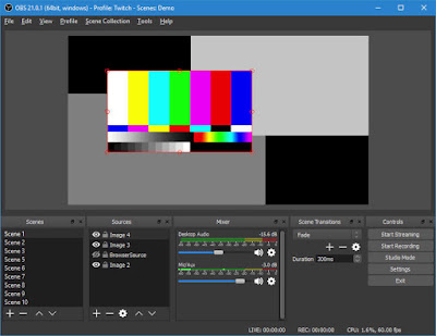 برنامج بث مباشر لشاشة الكمبيوتر