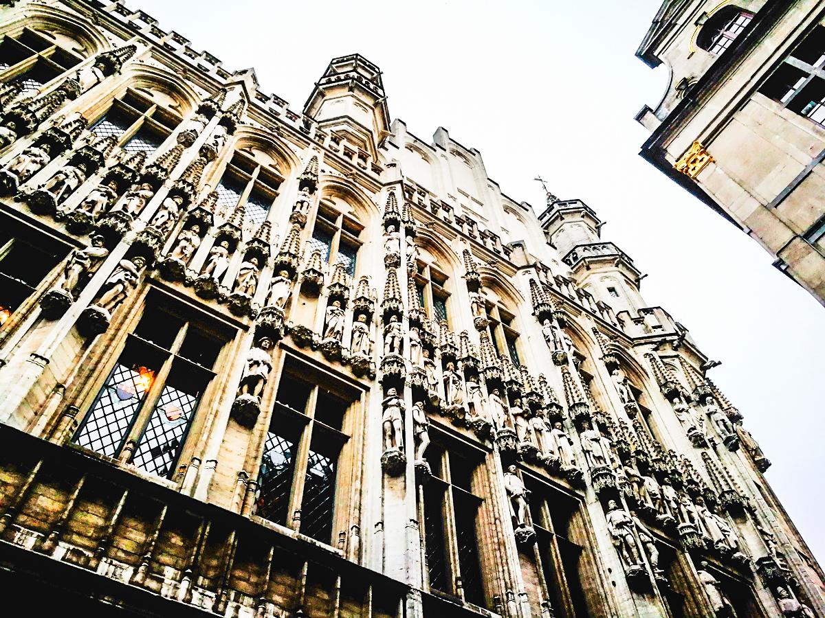 Bruksela świąteczna
