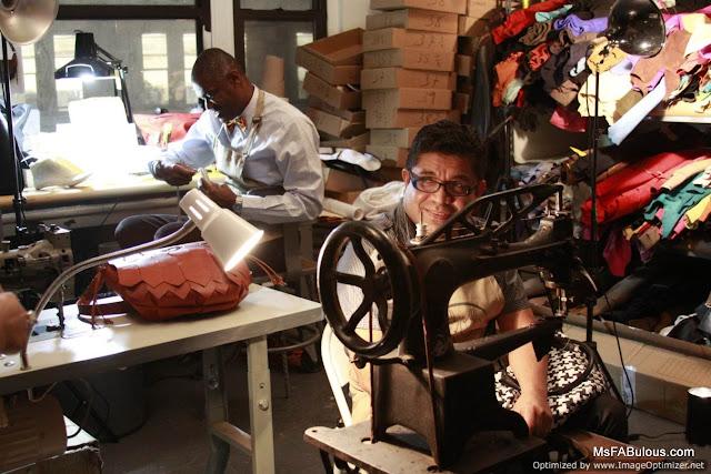 shoe factory ny