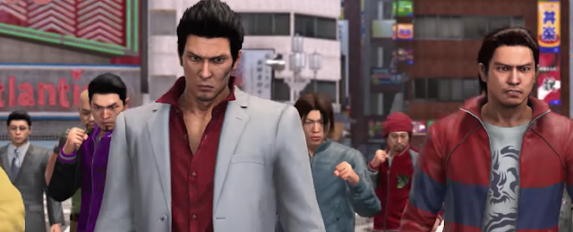 Yakuza 6: The Song of Life ya disponible