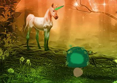 Games2Rule Unicorn Fantasy Valley Escape