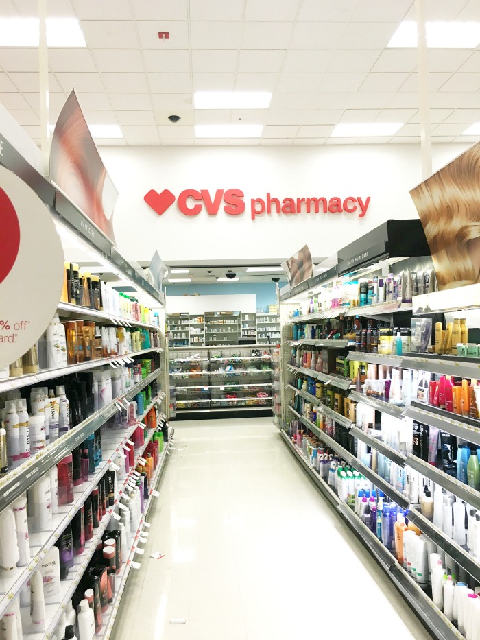 Find CVS Pharmacy now at your local Target