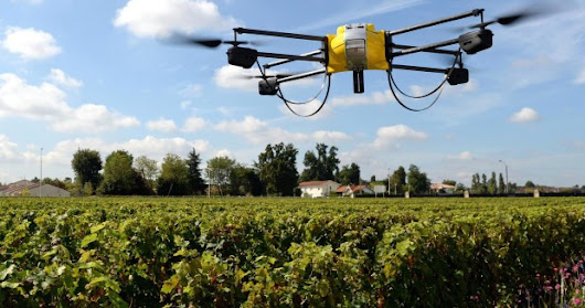Transforming Agriculture Through The Use Of Robots