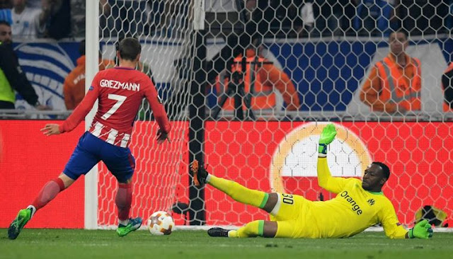 Antoine Griezmann leads Atletico Madrid to Europa League final triumph (WATCH MATCH HIGHLIGHTS HERE)