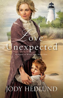 Heidi Reads... Love Unexpected by Jody Hedlund
