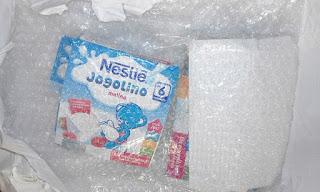 testowanie jogurtów z NESTLE