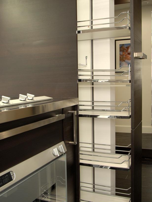 Modern Furniture Luxury Kitchen Storage Solutions Ideas