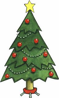 Rojo y verde de navidad