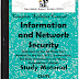 Information and Network Security Study Materials cum Notes PDF E-Books Free Download