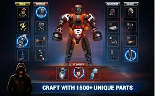 Real Steel Boxing Champions PvP Mod Apk