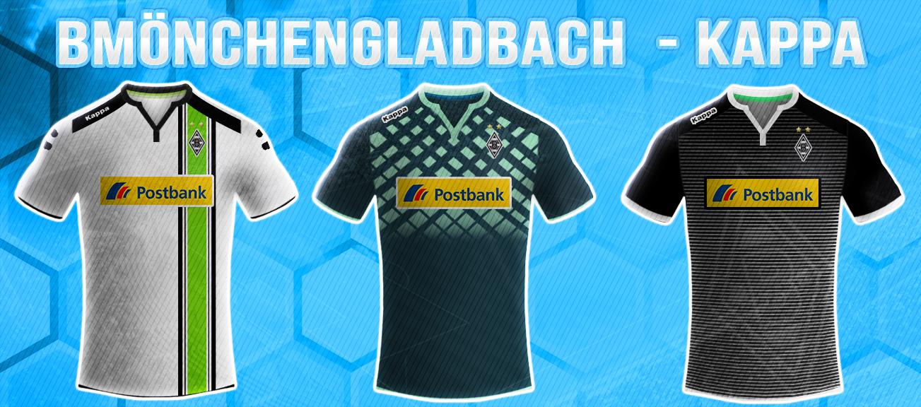 Borussia Mönchengladbach - Kappa 2015 16 . 36e271a5891f1