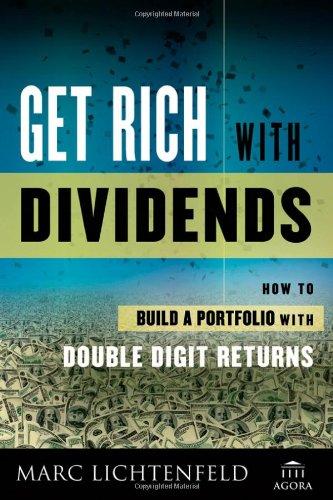Sinopsis dari buku Get Rich by Dividens