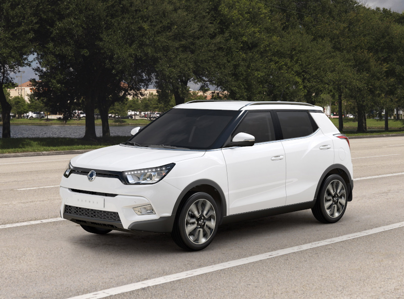 Ssangyong Tivoli Uk Details Amp Prices Announced Starting