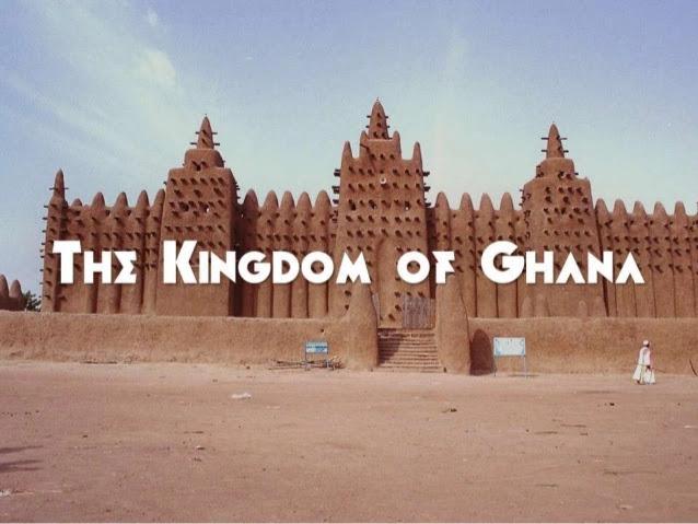 Kerajaan kuno Ghana