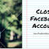 Cancel Or Close My Facebook Account temporarily and permanently | How to #DeleteFacebook